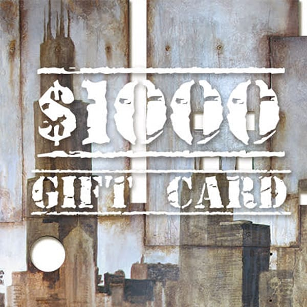$1000 Gift Card | inajungle