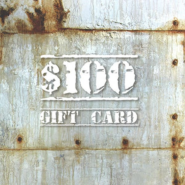 $100 Gift Card | inajungle