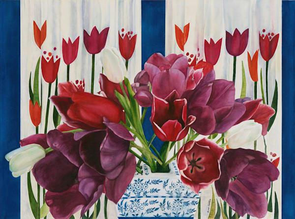 Glorious Tulips