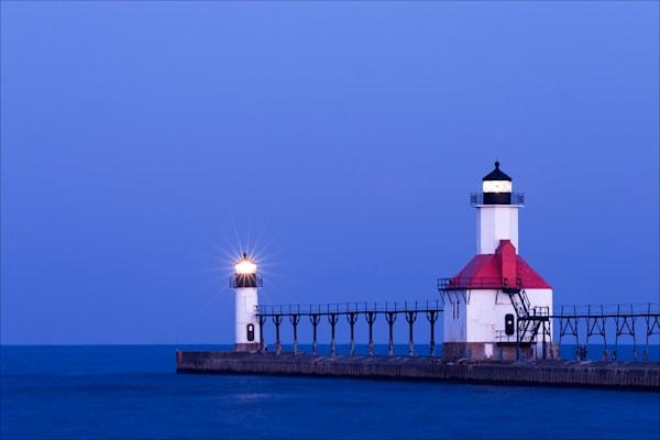 Saint Joseph Lighthouse at Dawn