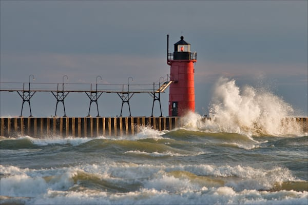 South Haven  Gale
