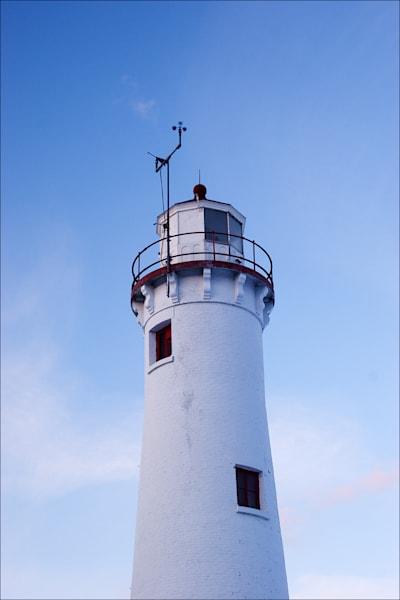 Sturgeon Point Lighthouse