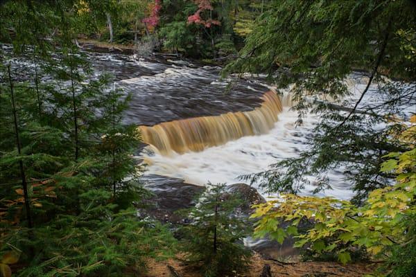 Lower Taquamenon Falls