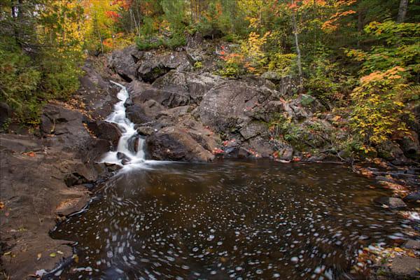 Queen Anne Falls