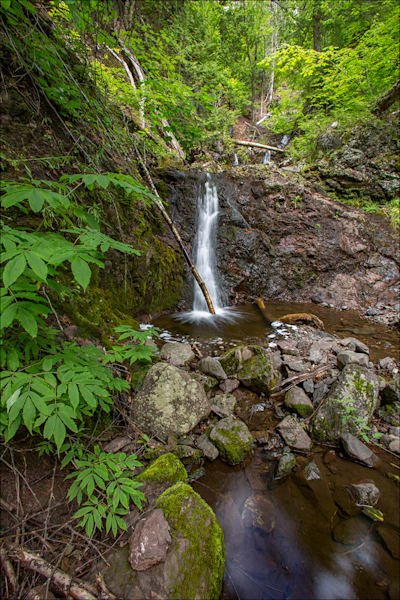Eister Falls