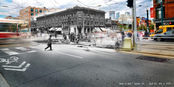 Past Present - Bank of Hamilton