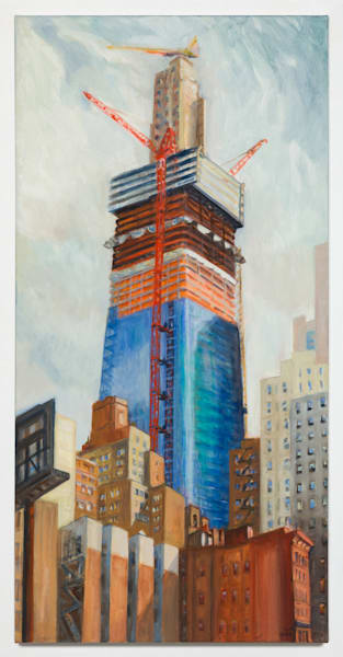 One Manhattan West Rising, June 2018 - SOLD