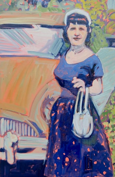 Buy Paintings by Arkansas Artist Kathy Strause. Shop art online at Matt McLeod Gallery