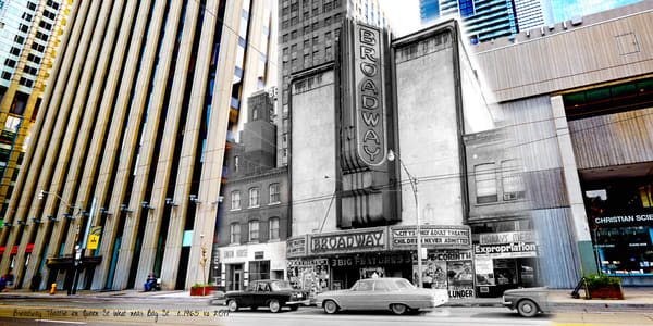 Past Present - BroadwayTheatre