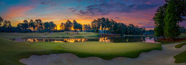 The Sun Rises, Atlanta Athletic Club