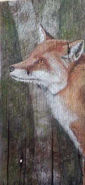 Red Fox Art | Lori Vogel Studio