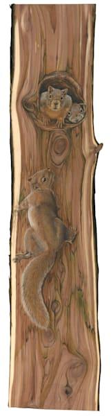 Three In A Tree Art | Lori Vogel Studio