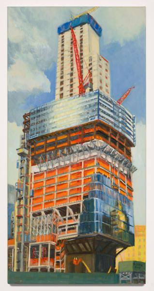One Manhattan West Rising, November 2017 - SOLD