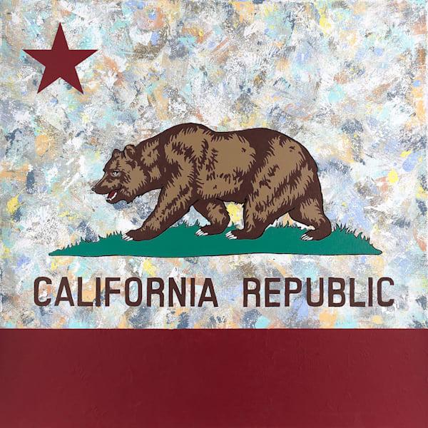 12x12 California Republic
