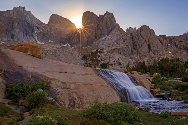 cirque of the towers wind river range wyoming