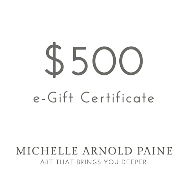 Gift Card for Original Art