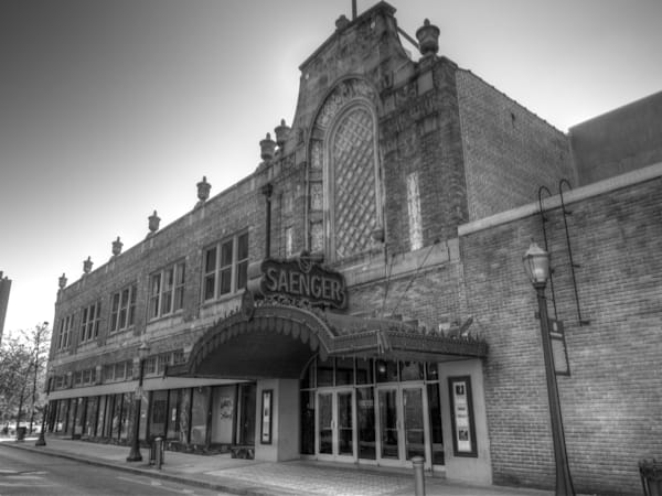 Saenger Theater - Mobile, Alabama