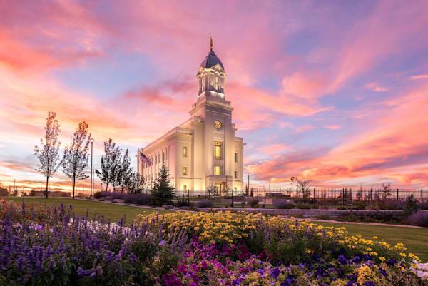 Cedar City Temple - Abiding Faith