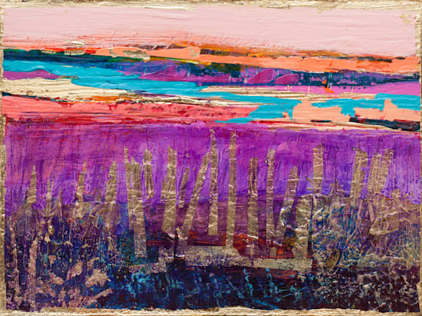 Southwestern-Abstract-Landscape Paintings