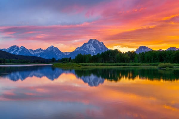 Oxbow Bend | Robbie George Photography