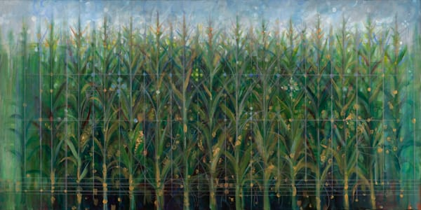 Cathedral Of Green Art | Freiman Stoltzfus Gallery