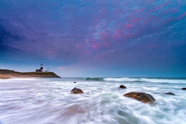 Long Island Lighthouse | Robbie George Photography