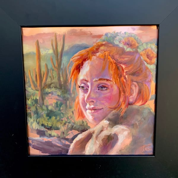 Cactus Queen 3 - Copper State Series