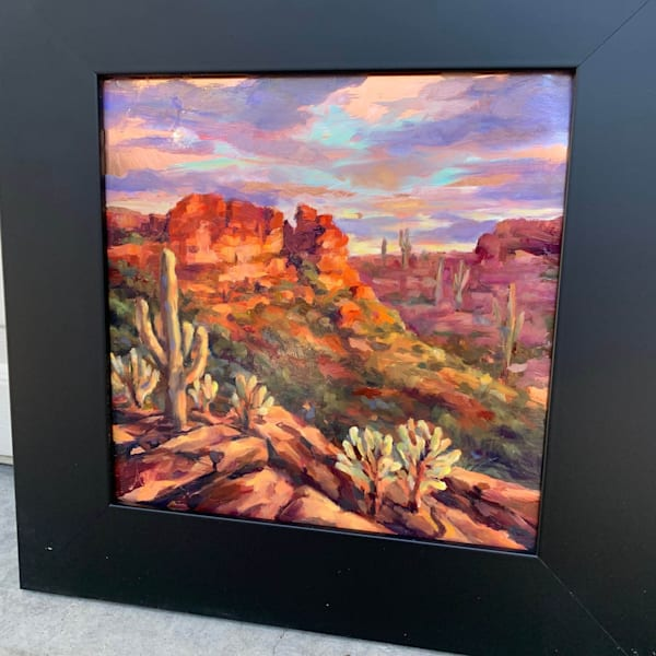 SOLD! Cholla Glow