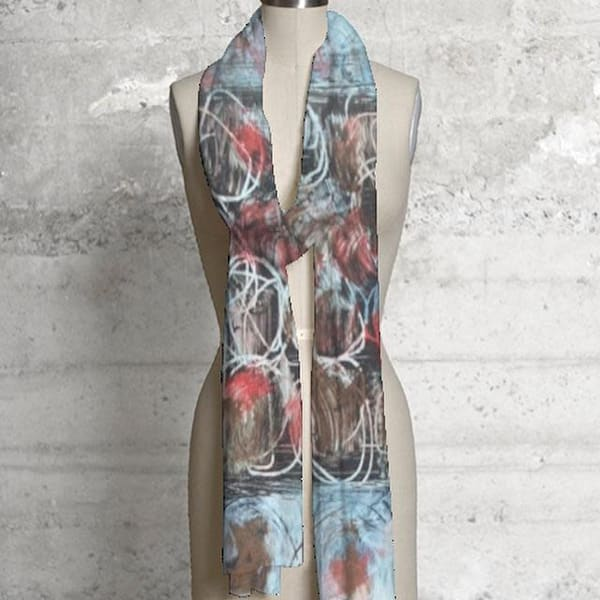 Original Circle Scarf | Laurie Fields Studio