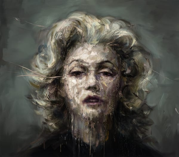 Marilyn Monroe Art | Mathieu Laca