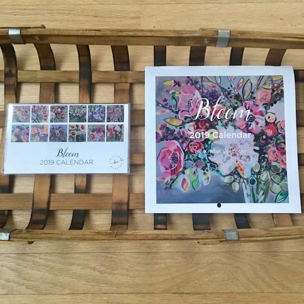 Bloom 2019 Calendars