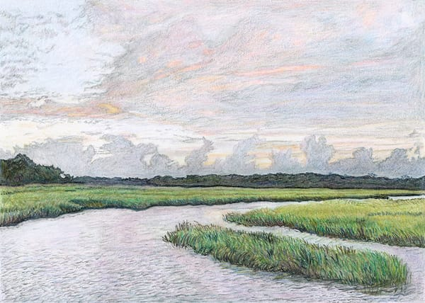Edisto Marsh Art | Digital Arts Studio / Fine Art Marketplace