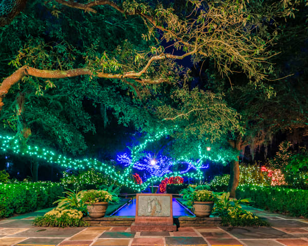 Bellingrath Gardens Christmas In Lights I