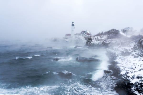 Lighthouse Ocean Wall Art Prints | Robbie George