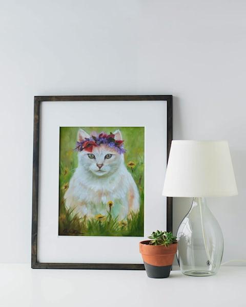Flower Kitty