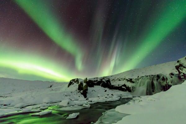 Aurora Borealis Iceland Photography Prints | Robbie George