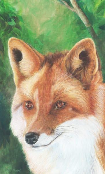 Sly Fox Art | Lori Vogel Studio