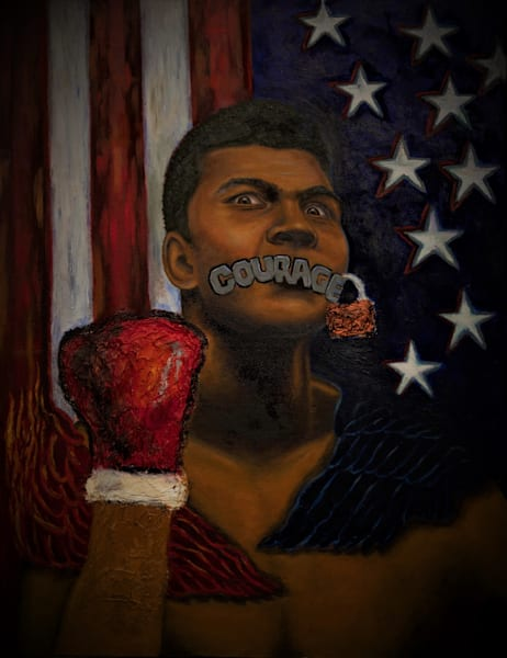 Ali Courage