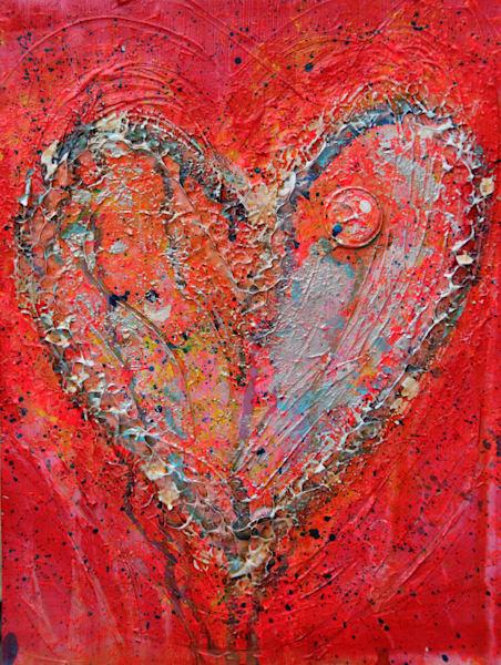 Silver Heart Art | simon campbell