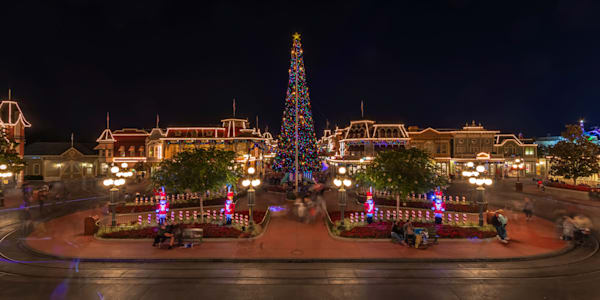 Magical Disney Christmas - Disney Christmas Photos