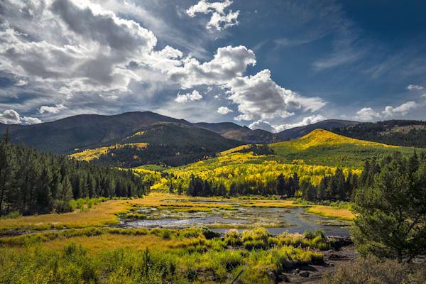 7083 Fall Mt Elbert Colorado  Art | Cunningham Gallery