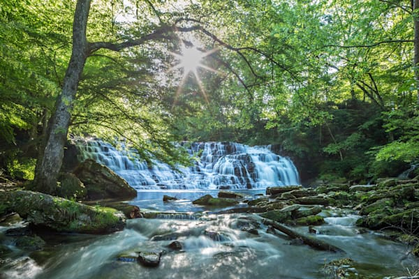 7483 Rutledge Falls Tennessee Art | Cunningham Gallery