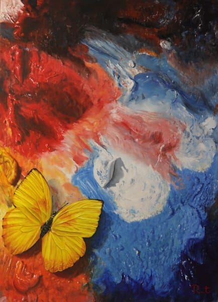Tomasz Rut Fine Art | Pop Realism | The Palette