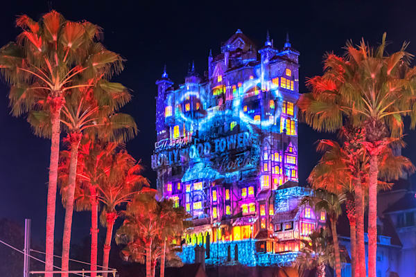 Hollywood Studios Mickey - Disney Christmas Photos
