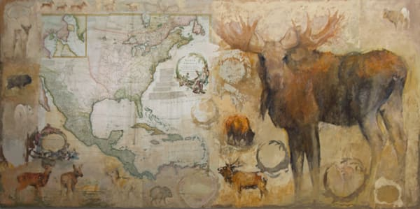 North America 1752