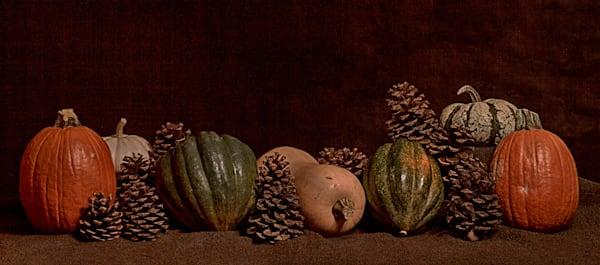 Fine Art Photograph of Halloween Romantic Fruit by Michael Pucciarelli