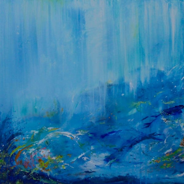 Fishes Art | Lesley Koenig Studio