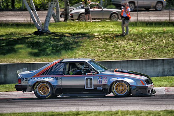 1979 Ford Mustang - Circuit - Mont Tremblant I
