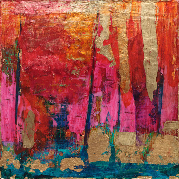 Abstract Landscape Original Paintings By Tracy Lynn Pristas