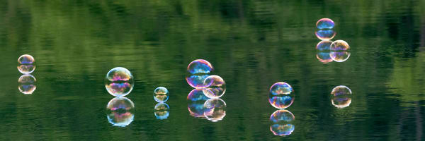 Bubbles Bubbles Bubbles Photography Art | OurBeautifulWorld.com